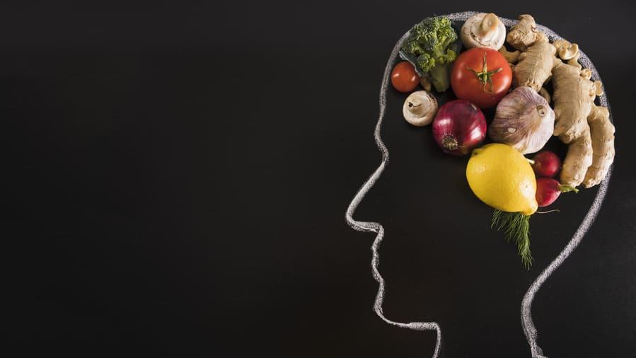 Alimentation bonne pour le cerveau