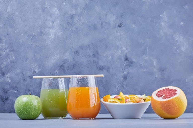 Les bienfaits des jus de fruits et légumes sur le corps