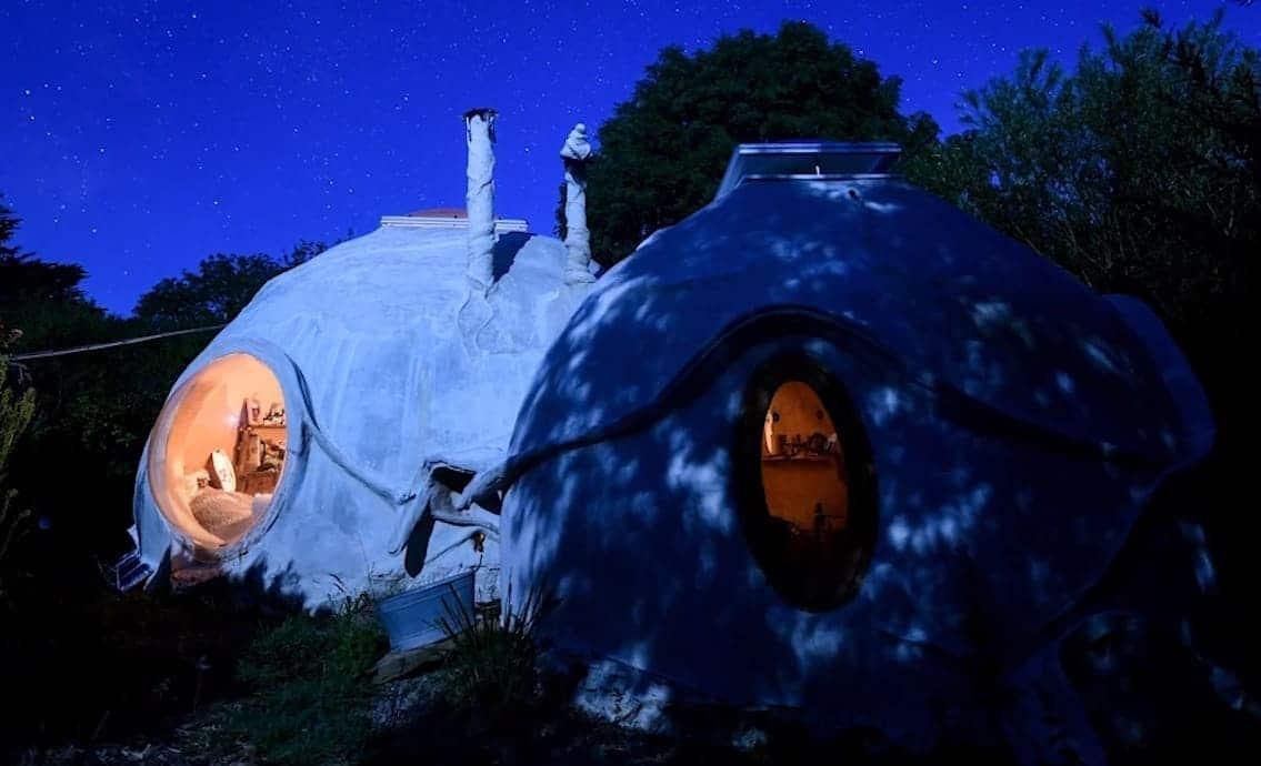 maison en kerterre écologique