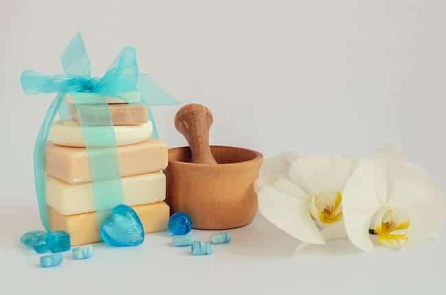 shampoing et gel douche écologique