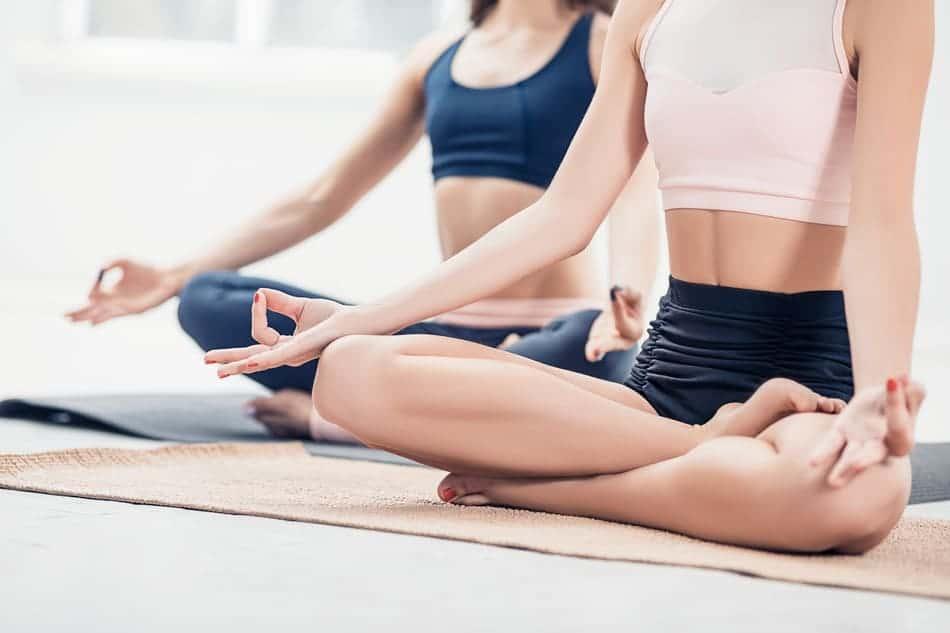 position de méditation