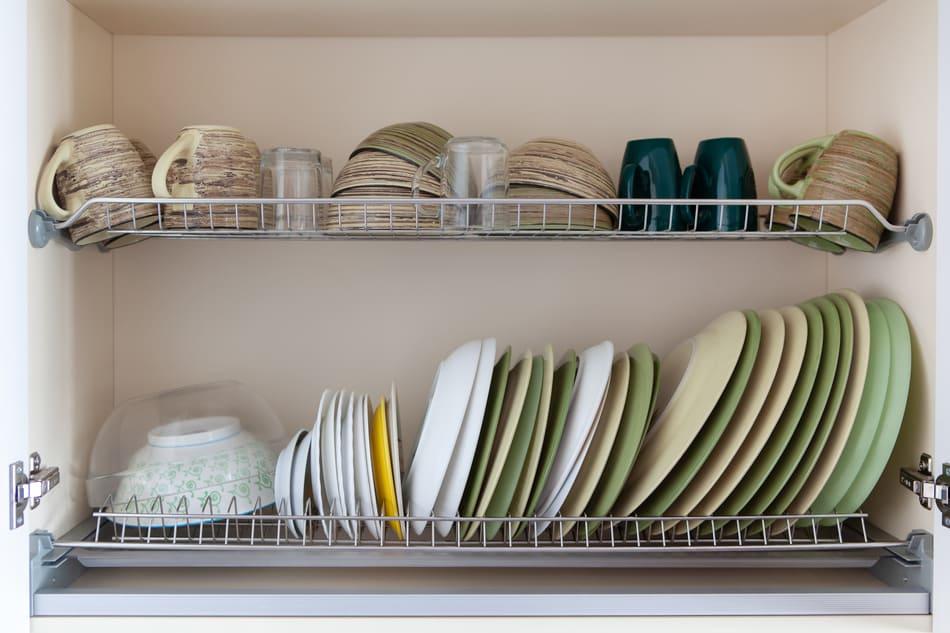 vaisselle propre