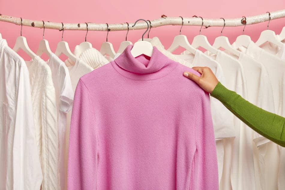 Vêtement en coton