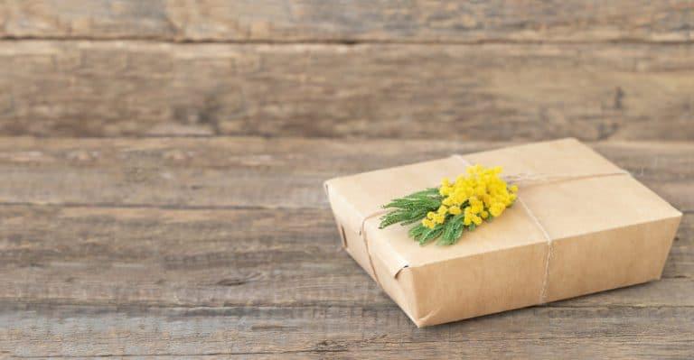 10 idées cadeaux zéro déchet pour faire plaisir