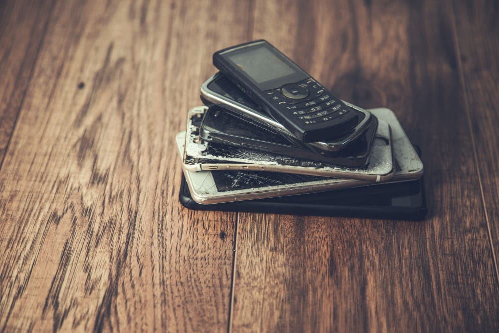 recycler son téléphone