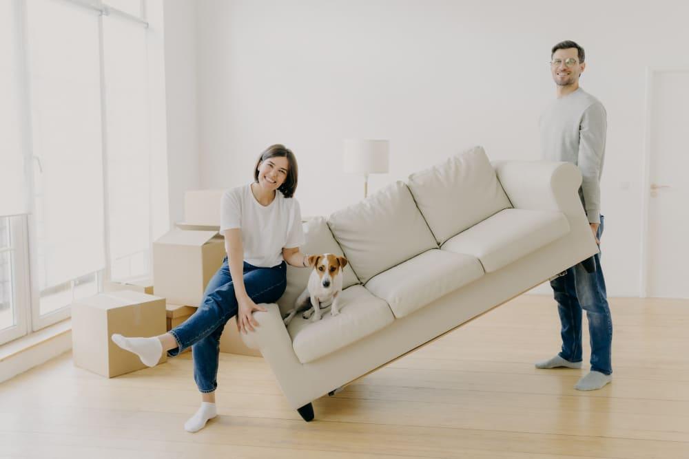 déplacer des meubles
