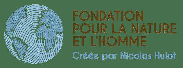 logo fondation pour la nature et l'homme