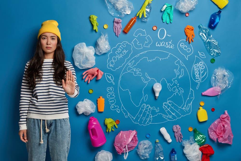 éliminer le plastique de sa vie