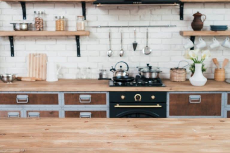 La tendance des cuisines en bois